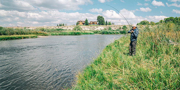 Carte de pêche