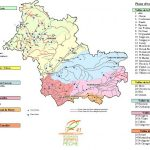Carte du Loir-et-Cher