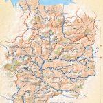 Carte du domaine piscicole d'Ille-et-Vilaine
