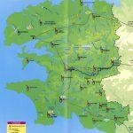 Cours d'eau dans le Finistère