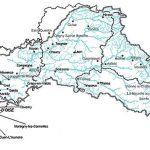 Réseau hydrographique du Val d'Oise