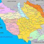 Réseau hydrographique de Vendée
