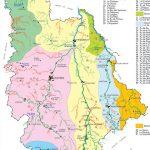 Réseau hydrographique de la Vienne