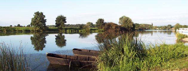 Fédération de pêche de Saône-et-Loire : la Seille