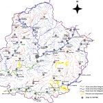 Réseau hydrographique de la Sarthe